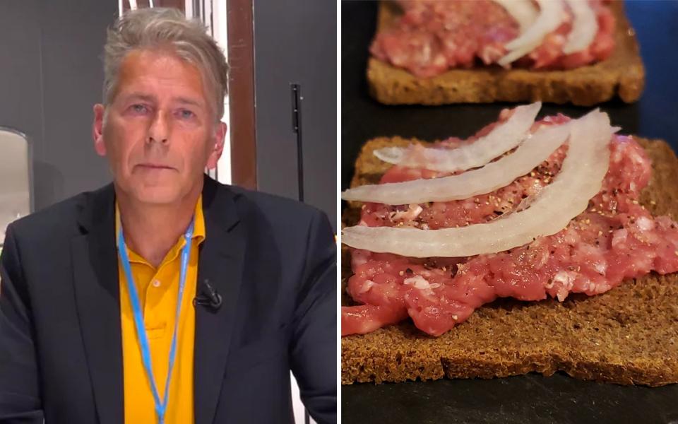 Nhà khoa học Thuỵ Điển lập luận: Ăn thịt đồng loại có thể giúp chống lại biến đổi khí hậu