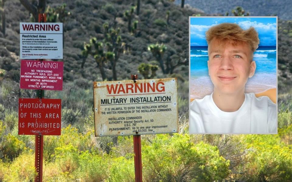 Hai YouTuber người Hà Lan bị bắt giữ vì định xâm nhập căn cứ bí mật trong Area 51
