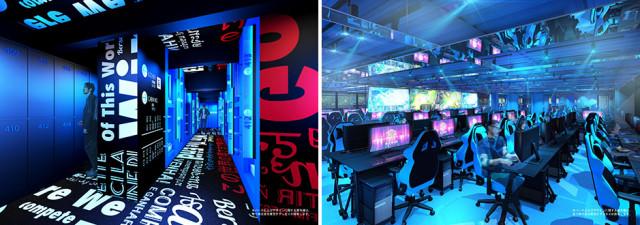 Nhật Bản sắp khánh thành khách sạn cho gamer đầy đủ tiện nghi