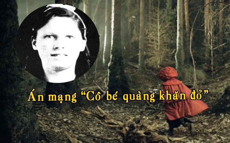 Án mạng 'Cô bé quàng khăn đỏ': Thiếu nữ bị giết trong rừng sâu và tên sát nhân vẫn chưa lộ diện sau 73 năm