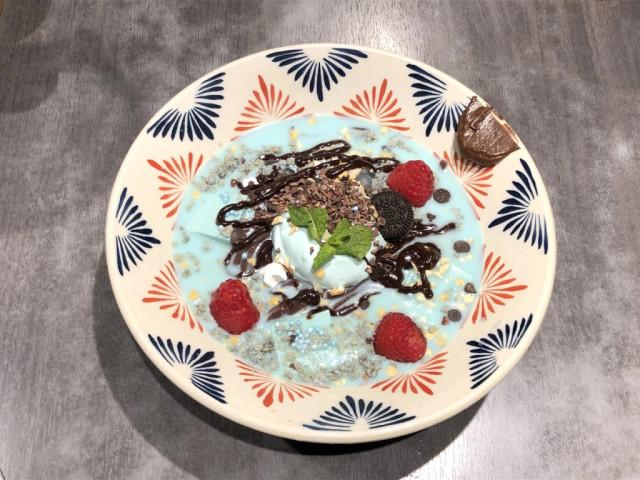 Lại sốc văn hóa: Nhật ra mắt mì ramen chocolate đã ngọt còn ăn kèm với trân châu