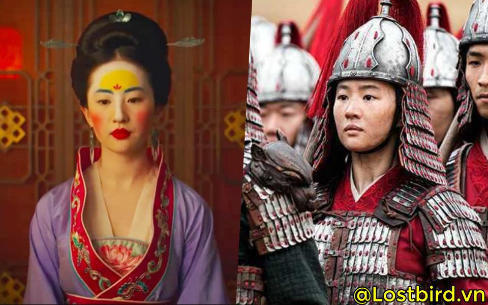 'Mulan': Không thể tin có ngày 'thần tiên tỉ tỉ' Lưu Diệc Phi được khen vì cải nam trang quá giống