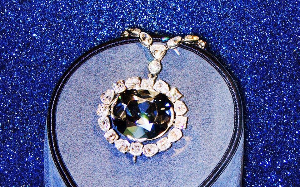 Những viên đá quý bị nguyền rủa (Kỳ 1): Hope Diamond