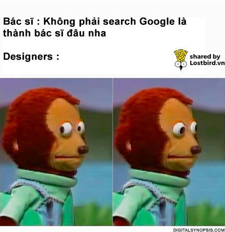 Loạt ảnh hài hước chỉ dành cho designer - nghề nghiệp bị chế meme nhiều nhất trần đời