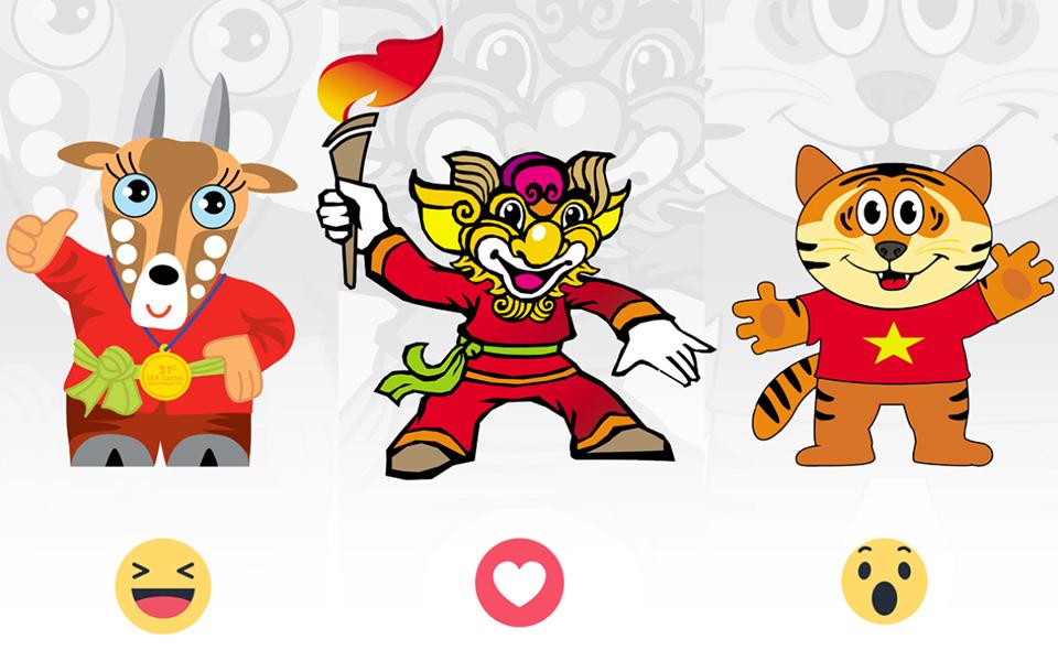 Top 3 linh vật đại diện SEA Games 31 bị chê bai 'bầu một đằng, chọn một nẻo', BTC phải xin lỗi cộng đồng mạng