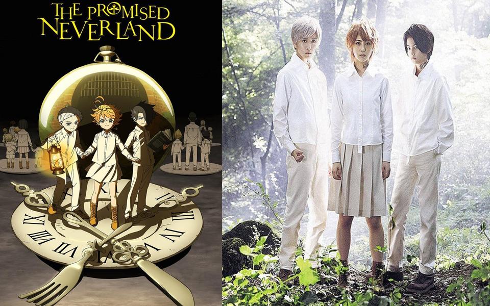 'The Promised Neverland' live action – Khi những đứa trẻ được nuôi để làm thịt cho quái vật