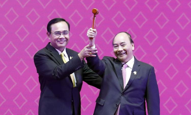 Việt Nam tiếp nhận chức Chủ tịch ASEAN