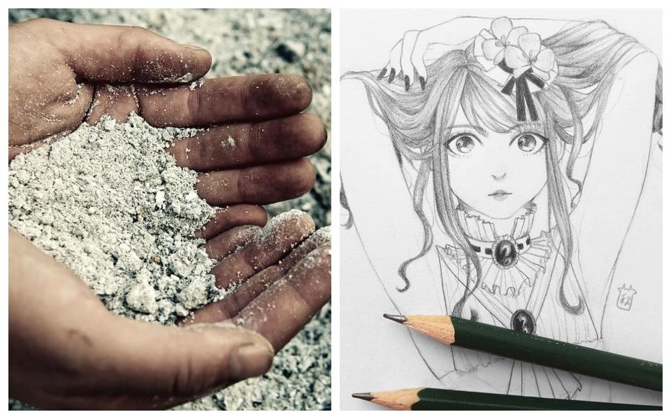 Người Nhật muốn được hỏa táng và lấy tro cốt làm thành bút chì vẽ manga