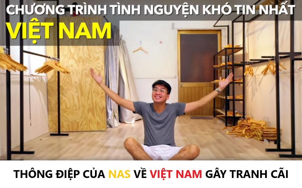 Nas Daily ra vlog số 2 về Việt Nam, dân mạng lại cãi nhau bằng cả tiếng Anh lẫn Việt