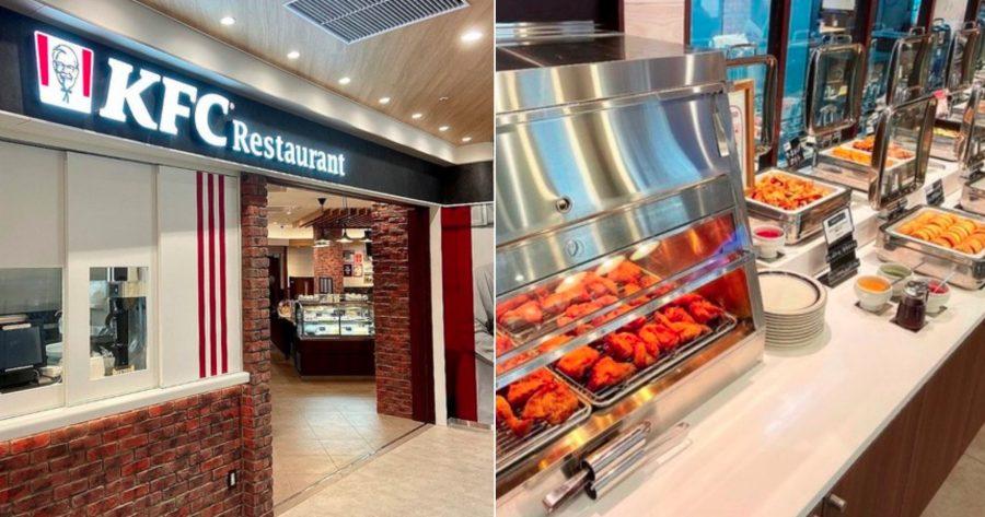 KFC mở nhà hàng buffet ở Nhật Bản để thoả mãn những con nghiện gà rán