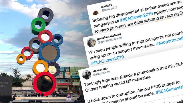 #SEAGamesFail: Hashtag bày tỏ sự thất vọng về khâu tổ chức của nước chủ nhà Philippines