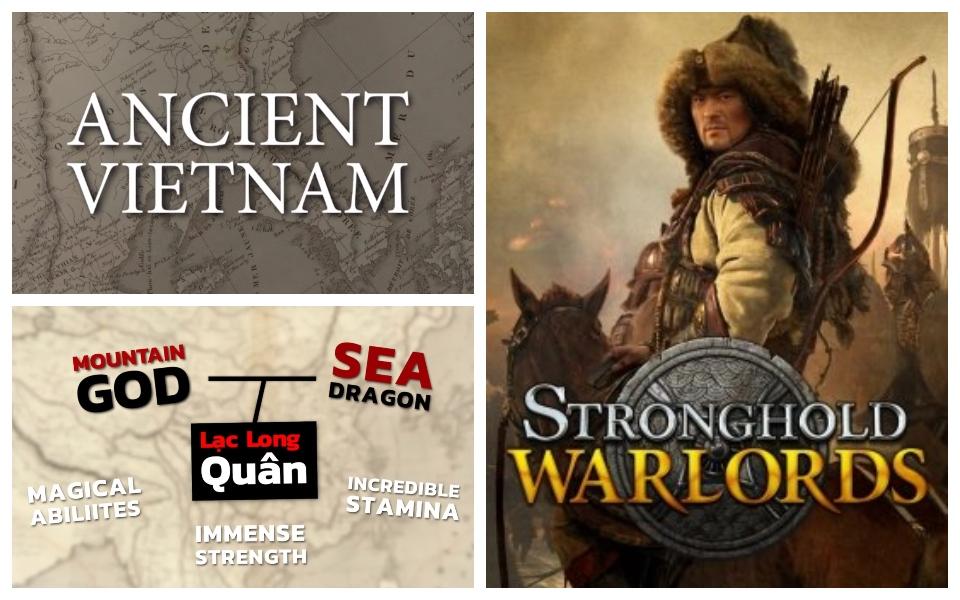 Việt Nam cổ đại được tái hiện đặc sắc trong game chiến thuật tương tự 'Đế Chế' Age of Empires