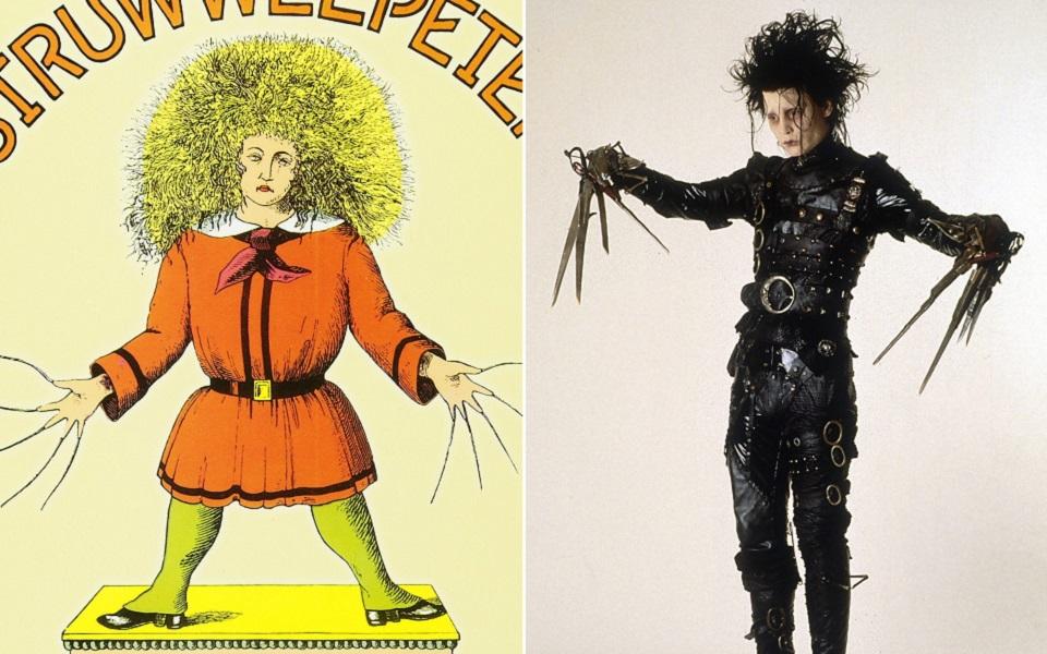 'Der Struwwelpeter' - Tập truyện thiếu nhi kinh dị từ nước Đức là cảm hứng cho bộ phim 'Người Kéo Học Yêu'