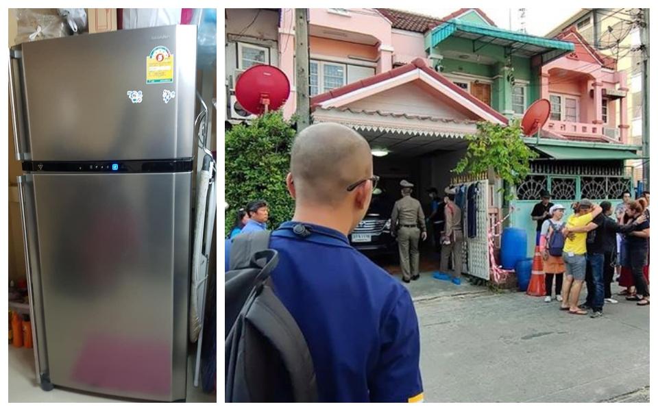 Án mạng chấn động Thái Lan: Con trai sát hại mẹ rồi cắt xác, nhét vào tủ lạnh
