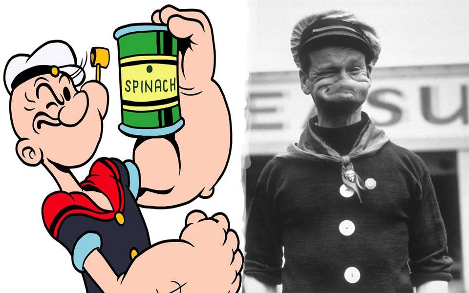 Sự thật ít ai biết về Popeye - Chàng thủy thủ 'hot' nhất nước Mỹ