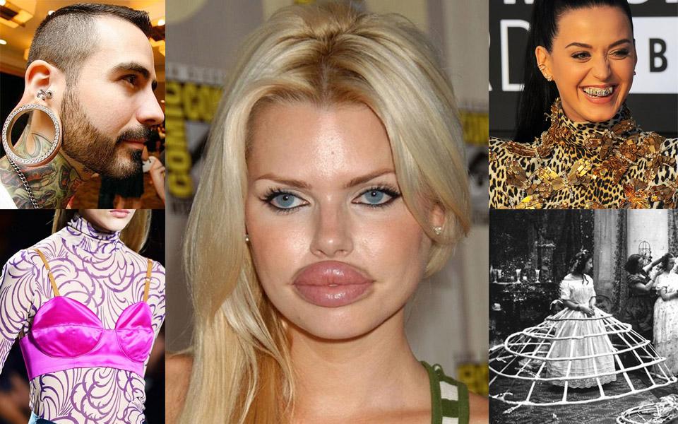 Tuyển tập những xu hướng thời trang kỳ dị kiêm tồi tệ nhất trong lịch sử loài người