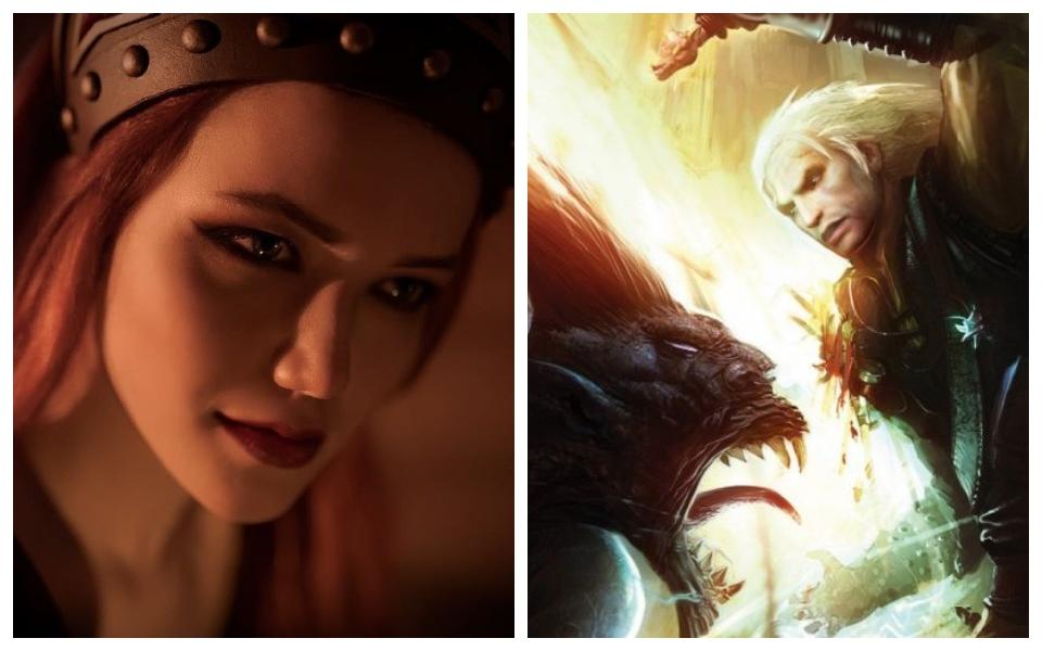 Quái vật và phản diện trong 'The Witcher' (Kỳ 2): Công chúa Adda xinh đẹp dưới lốt quỷ Striga