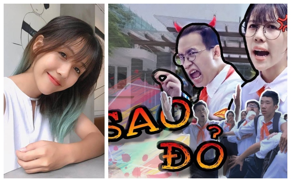 BXH YouTuber Việt năm 2019: 'Nữ hoàng nhạc chế Hậu Hoàng' dẫn đầu với gần 70 triệu lượt xem