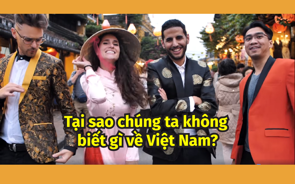 Nas Daily tiếp tục hỏi trong vlog mới: 'Vì sao chúng ta lại không biết gì về Việt Nam?'