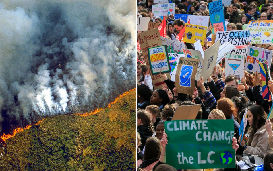 2019 - Năm biến động khủng khiếp của môi trường trên toàn hành tinh