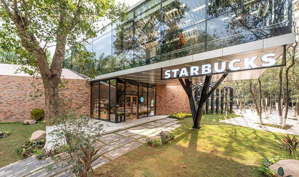 Có gì bên trong Starbucks Ecopark Hưng Yên - địa điểm sống ảo hot nhất Tết này