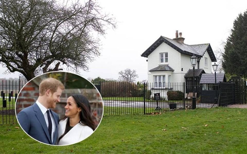 Nữ hoàng Elizabeth tức giận khi nghĩ đến số tiền thuế khổng lồ chỉ để sửa nhà cho Harry và Meghan