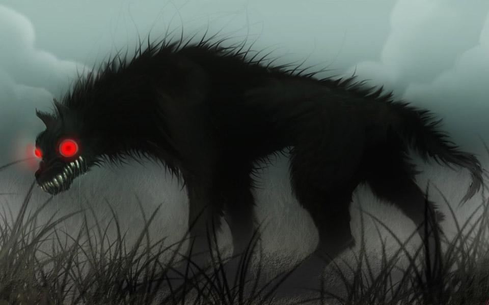 Black Dog (Hắc Cẩu) – Con chó ma mang lời nguyền chết chóc đày đọa nhân loại