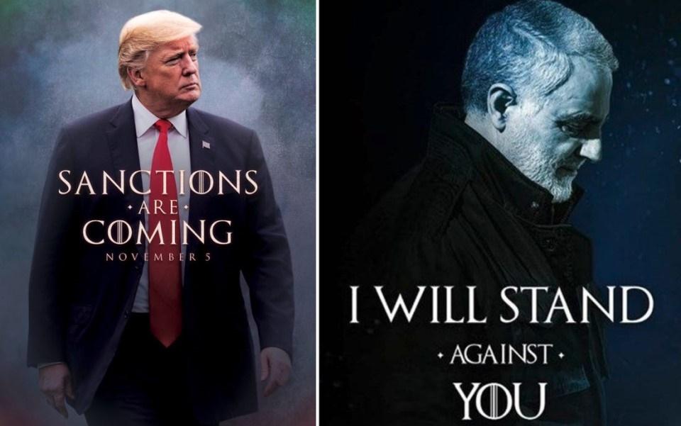 Tướng Iran từng đấu meme với Tổng thống Trump trước khi bị ám sát
