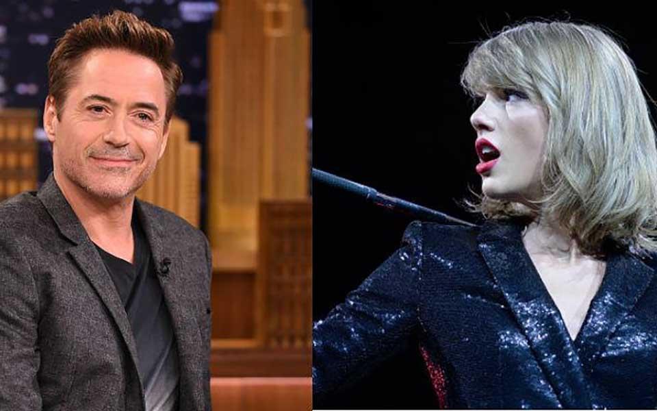 Robert Downey Jr. bị chỉ trích vì ví von Taylor Swift với 'loài nhện ăn thịt bạn trai'
