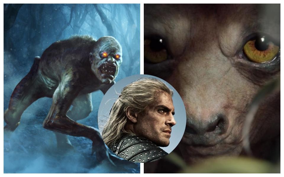 Quái vật và phản diện trong 'The Witcher' (Kỳ 3): Tổng hợp những con quái đã xuất hiện trong mùa 1