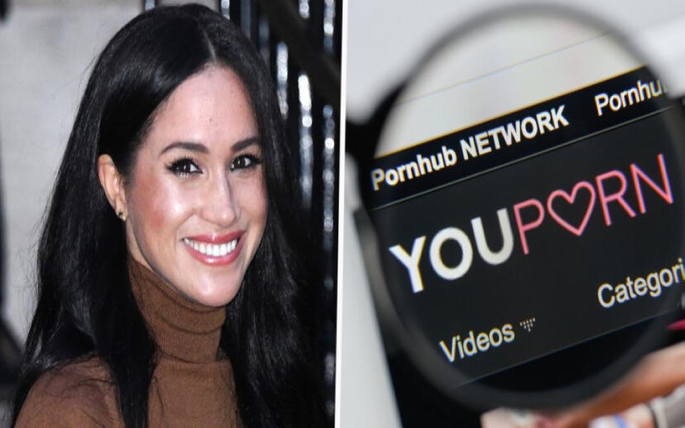Trang web khiêu dâm tỏ ý muốn mời Công nương Meghan Markle về làm việc