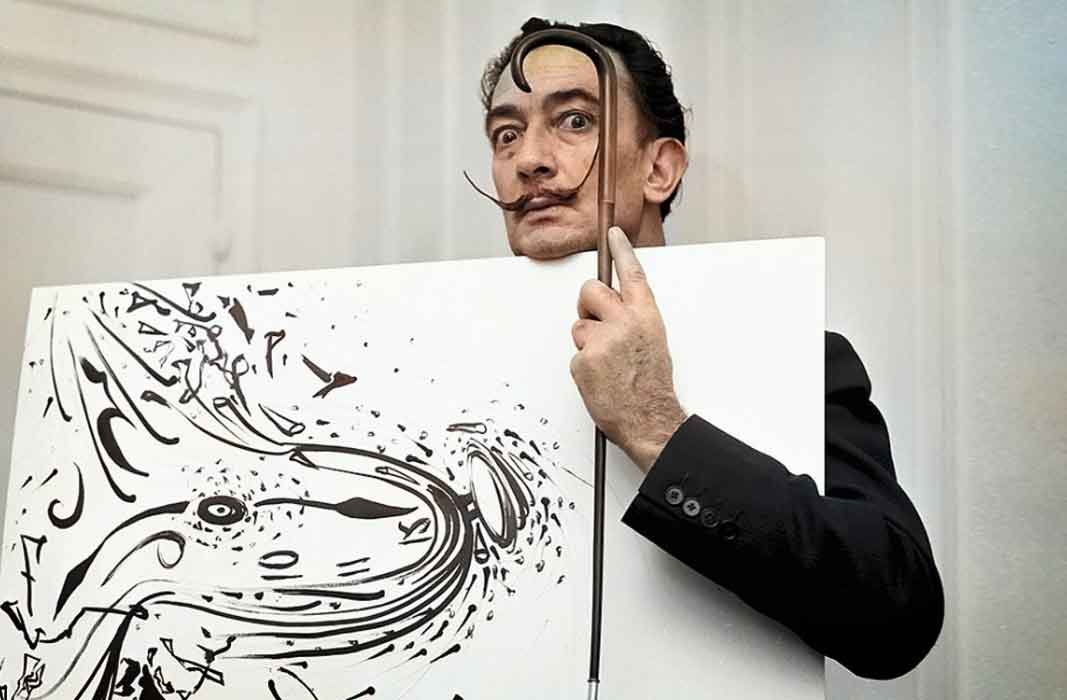 Salvador Dalí: Nghệ sĩ lập dị có một không hai trong lịch sử nhân loại
