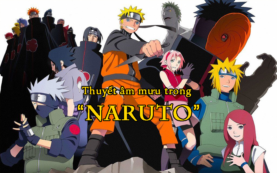 Những giả thuyết điên rồ nhất về bộ truyện tranh 'Naruto'