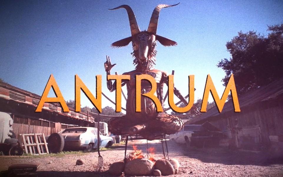 'Antrum': Tựa phim chết chóc nhất thế giới sắp được công chiếu trên toàn cầu