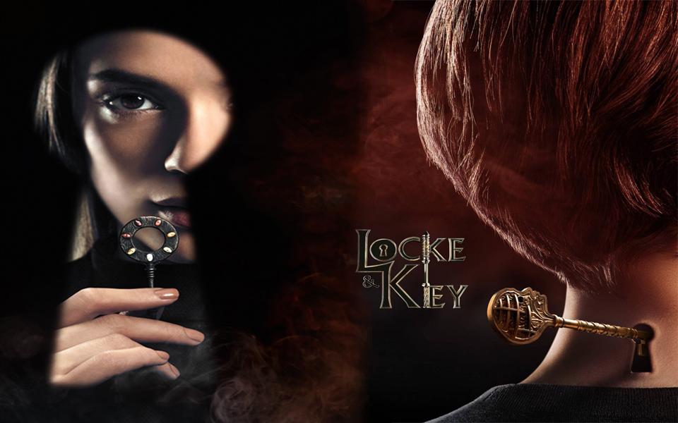 Locke & Key - Mê phim huyền bí, ma quái về trẻ em nhất định phải xem bộ phim Netflix này