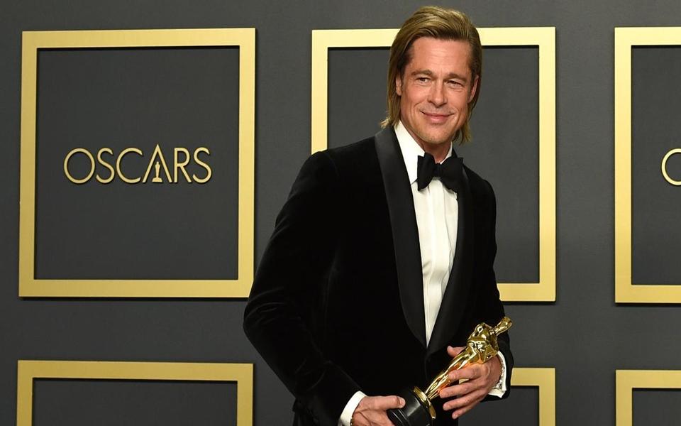 Oscars 2020: Đóng phim miệt mài suốt bao năm, cuối cùng Brad Pitt cũng hết 'nhọ'
