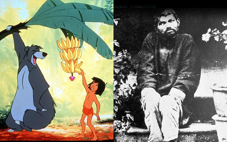 Sự thật về Mowgli ngoài đời thực, đứa trẻ hoang dã được nuôi dưỡng bởi chó sói