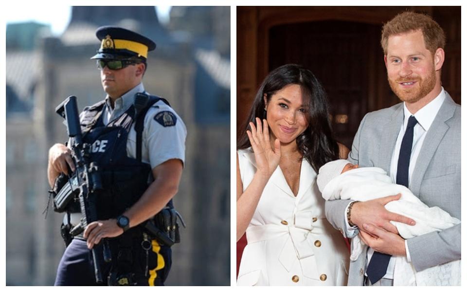 Canada ngưng bảo vệ Harry và Meghan, rồi ai sẽ trả tiền vệ sĩ cho họ?