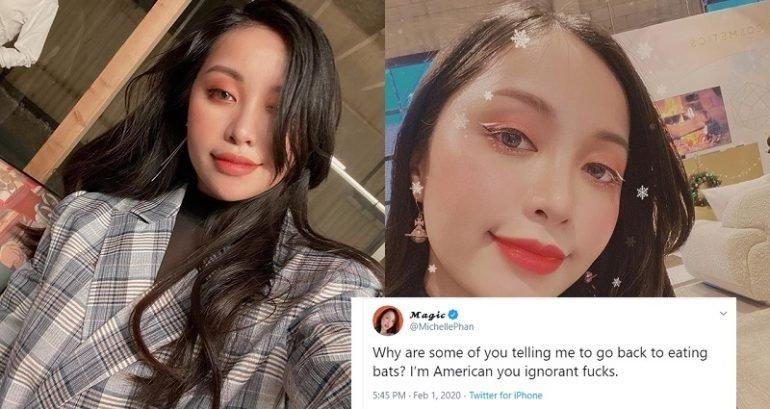 Beauty blogger gốc Việt Michelle Phan bị kỳ thị vì là người châu Á giữa cơn bão corona virus