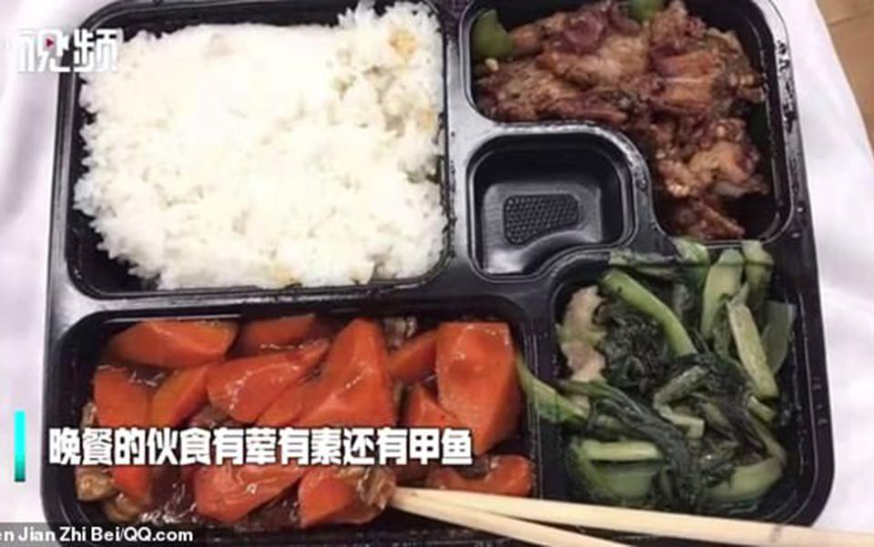 Bệnh nhân nhiễm virus Corona tại Vũ Hán được phục vụ bữa tối có món... thịt rùa