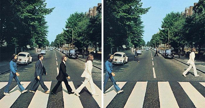 Chế vui các bìa album kinh điển theo concept cách ly: Đến The Beatles mà ra nhạc trúng mùa dịch thì cũng phải chịu nhé!
