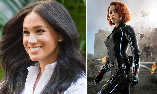 Meghan Markle sẽ trở lại đóng phim với vai diễn siêu anh hùng?