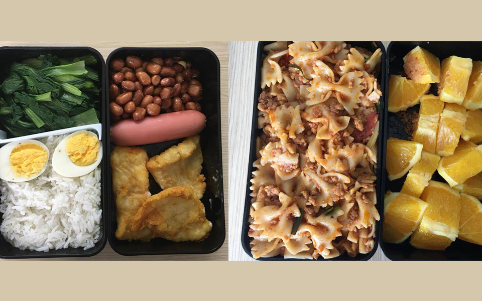 Cháo hành miễn phí (Kỳ 25): 'Anh trai nhà người ta' mỗi ngày đều nấu cơm trưa vừa ngon vừa đẹp cho em gái