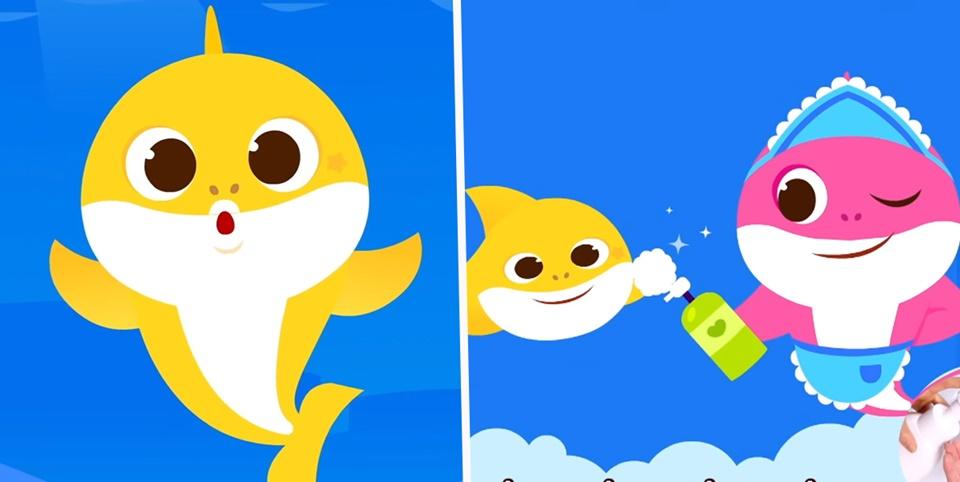 'Baby Shark' ra mắt phiên bản mới đáng yêu với chủ đề chống dịch Covid-19