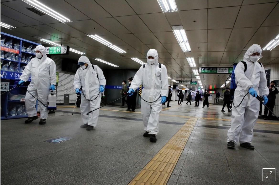 Hàn Quốc: Số ca nhiễm Covid-19 mới tăng vọt sau 2 tuần giảm nhiệt