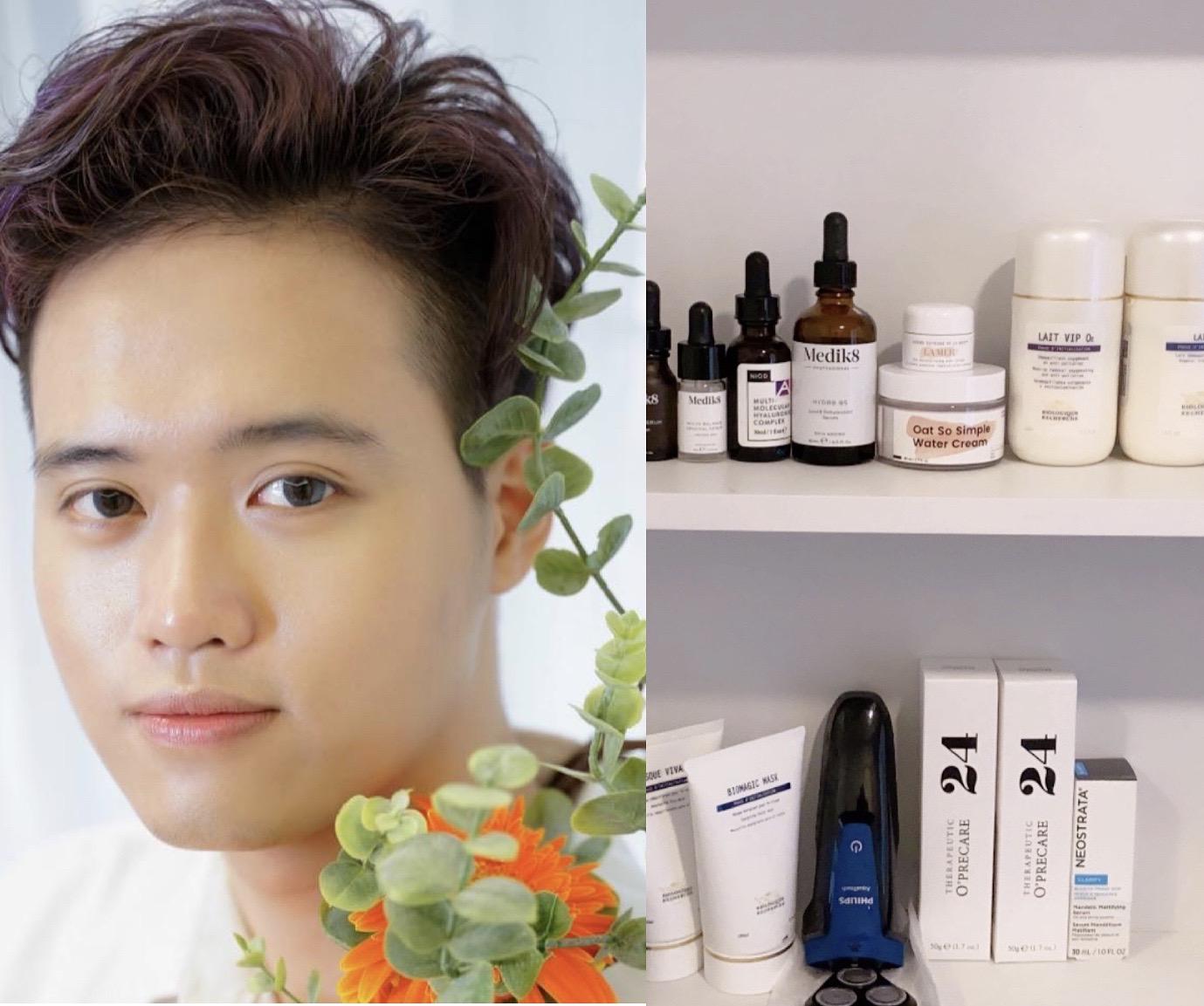 Hot blogger Việt chia sẻ quá trình chăm da hết cả tỷ đồng, loạt sản phẩm skincare giá nhìn mà choáng