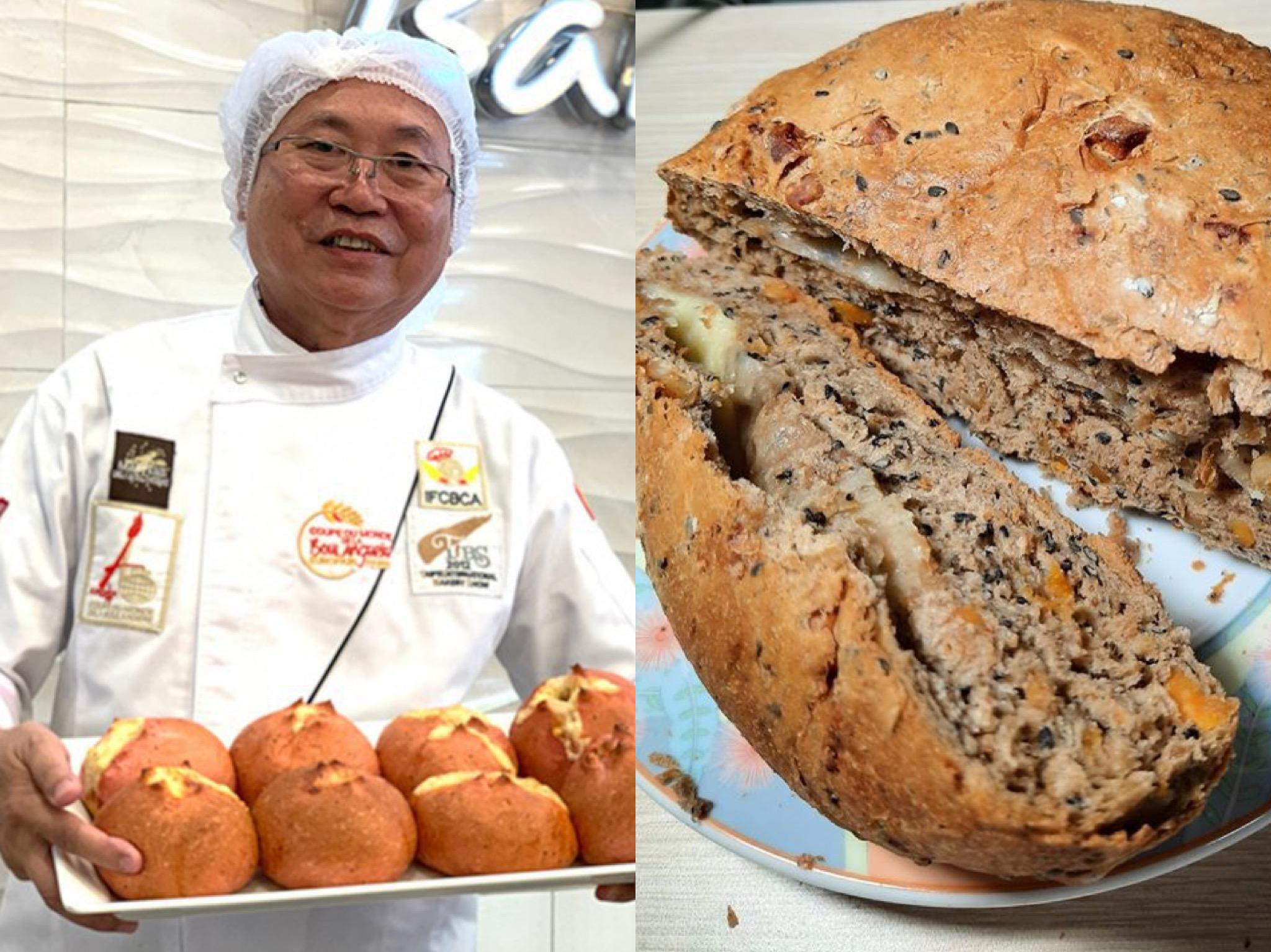 Ông chủ ABC Bakery sáng chế bánh mì đầy đủ chất dinh dưỡng dành cho y, bác sĩ chống dịch Covid-19