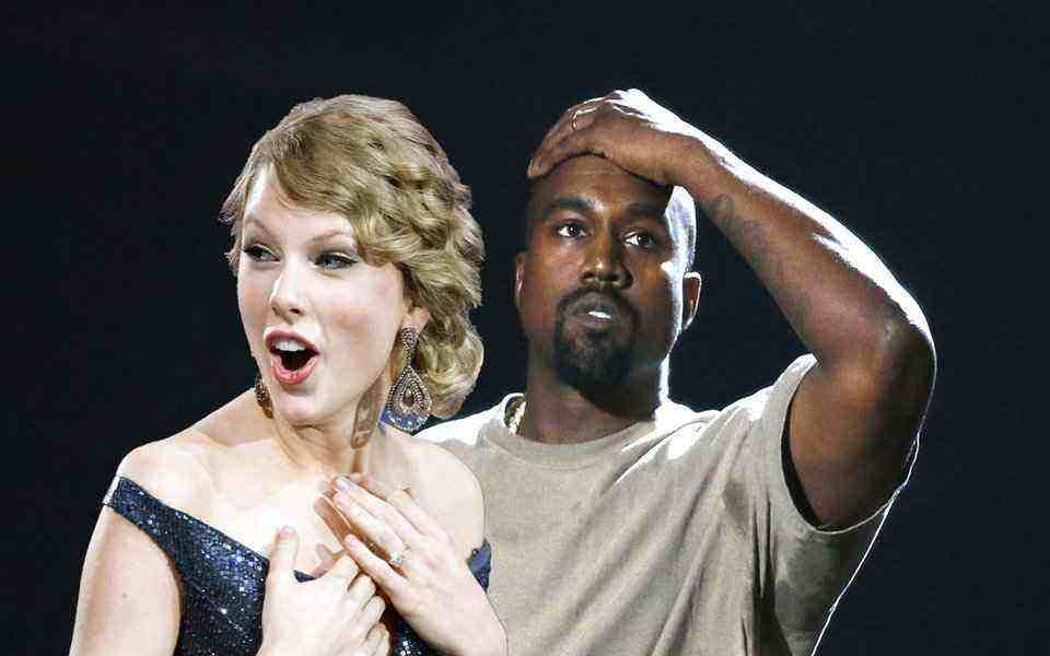 Kanye West đứng trước bão chỉ trích sau khi đoạn ghi âm chưa chỉnh sửa với Taylor Swift năm 2016 bị lộ