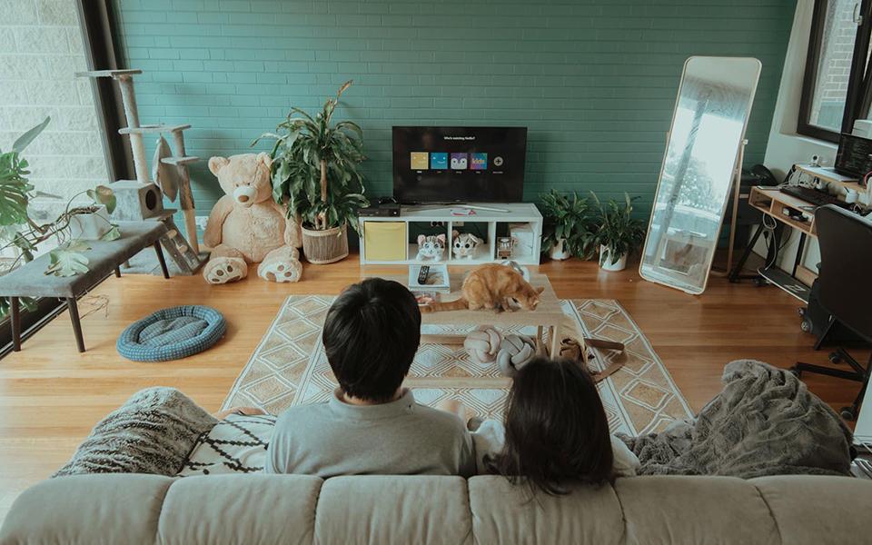 Cuộc sống của đôi tình nhân trong ngôi nhà ấm cúng được xem là Adorable Home phiên bản đời thực