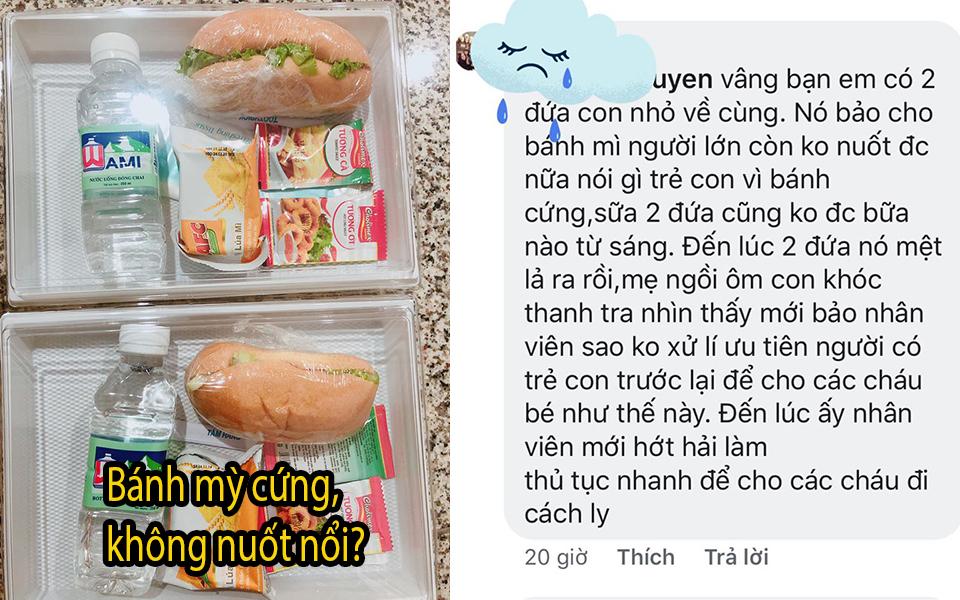 Hành khách Việt về nước 'ăn vạ' vì đợi xe chở đi cách ly quá lâu